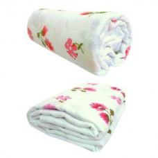 Deals, Discounts & Offers on Home Decor & Festive Needs - Royal Print Bath Towel