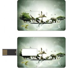 Deals, Discounts & Offers on Computers & Peripherals - HD ARTS forest art creative design 8 GB Pen Drive