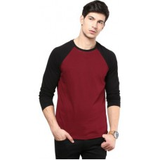 Deals, Discounts & Offers on Men - Izinc Solid Men's Round Neck T-Shirt