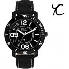 Deals, Discounts & Offers on Men - Youth Club Stunning Black 5055 Analog Watch