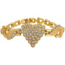 Deals, Discounts & Offers on Women - Flat 71% off on Rich Club Yellow Gold 24 (999) Bracelet