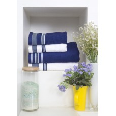 Deals, Discounts & Offers on Home Decor & Festive Needs - Spaces Bath Carnival 4 Piece 420 GSM Cotton Towel Set