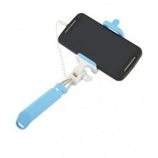 Deals, Discounts & Offers on Mobile Accessories - Pluto Plus Aux Cable Selfie Stick