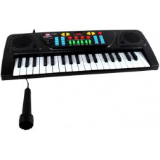 Deals, Discounts & Offers on Entertainment - Planet of Toys Electronic Keyboard & Mic
