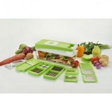 Deals, Discounts & Offers on Home & Kitchen - Ganesh 12 in 1 Quick Dicer
