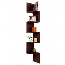 Deals, Discounts & Offers on Home Decor & Festive Needs - USHA Furniture Matte Wooden Wall Shelf