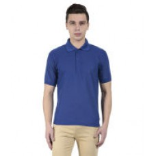 Deals, Discounts & Offers on Men Clothing - Flat 80% off on Vestiario Blue Polo T Shirts