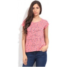 Deals, Discounts & Offers on Women Clothing - United Colors of Benetton Women's T-Shirt