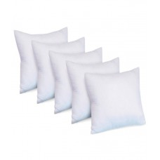 Deals, Discounts & Offers on Home & Kitchen - Curl Up Reliance Fibre Cushion Fillers - Set Of 5