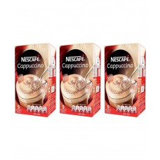Deals, Discounts & Offers on Food and Health - Buy 2 Get 1 Free on NESCAFE Cappuccino- 75 gm
