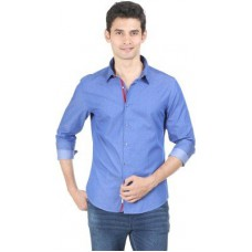 Deals, Discounts & Offers on Men Clothing - Flippd Men's Solid Casual Shirt