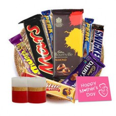 Deals, Discounts & Offers on Home Decor & Festive Needs - Flat 36% off on Tantalizing Choco Combo