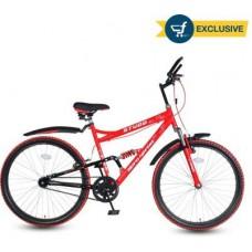 Deals, Discounts & Offers on Sports - Hero Studd 26T Single Speed - R SSTD26RDBK04 Road Cycle