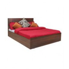 Deals, Discounts & Offers on Furniture - Crystal Furnitech Mercury Queen Size Storage Bed