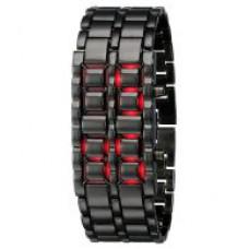 Deals, Discounts & Offers on Baby & Kids - SMC Black metallic LED watch