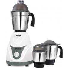 Deals, Discounts & Offers on Home Appliances - Inalsa Eon 550-Watt Mixer Grinder with 3 Jars