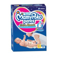 Deals, Discounts & Offers on Baby Care - Mamy Poko Small Size Baby Diapers