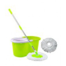 Deals, Discounts & Offers on Home & Kitchen - Eco Alpine Easy Spin Cleaning Mop With Free Cleaning Bursh