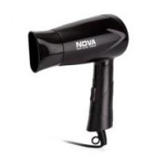 Deals, Discounts & Offers on Personal Care Appliances - Nova NHP 8100 Black Foldable Hair Dryer