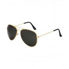 Deals, Discounts & Offers on Men - Royal Son Black Aviator Sunglasses