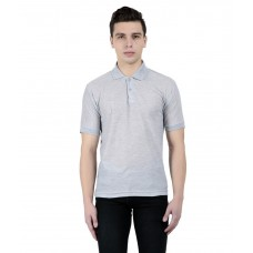 Deals, Discounts & Offers on Men Clothing - Vestiario Grey Polo T Shirts