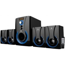 Deals, Discounts & Offers on Electronics - Zebronics 4.1 Multimedia SW3490 RUCF Wired Home Audio Speaker
