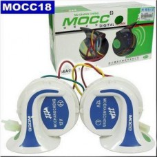 Deals, Discounts & Offers on Car & Bike Accessories - Mocc Horn Bike & Car Horn Set Imported With 18 Tunes