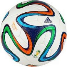 Deals, Discounts & Offers on Sports - Adidas Brazuca Train Pro Football