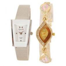Deals, Discounts & Offers on Women - Buy 1 Get 1 Free Wrist Watch
