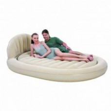 Deals, Discounts & Offers on Furniture - Comfort Quest Royal Round Inflatable Air Bed Sofa