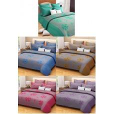 Deals, Discounts & Offers on Home Appliances - Sai Arpan's Set Of 5 Premium Cotton Bed Sheets