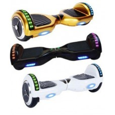 Deals, Discounts & Offers on Sports - Gadget Bucket Self Balancing Smart Scooter HoverBoard Unicycle 2 Wheel Bluetooth LED Electric Scooter