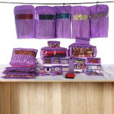 Deals, Discounts & Offers on Home & Kitchen - 31 Pc Organizer Set By Prettykrafts