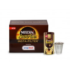 Deals, Discounts & Offers on Health & Personal Care - NESCAFE SUNRISE INSTA-FILTER 100g