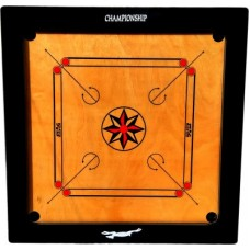 Deals, Discounts & Offers on Gaming - STAG CHAMPIONSHIP Carrom Kit
