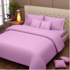 Deals, Discounts & Offers on Home Decor & Festive Needs - Story @ Home Cotton Plain Double Bedsheet