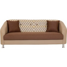 Deals, Discounts & Offers on Furniture - New Mexico Three Seater in Beige Color by Urban Living