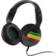 Deals, Discounts & Offers on Mobile Accessories - Skullcandy S6HSDZ-058 Hesh 2.0 Rasta Headphone