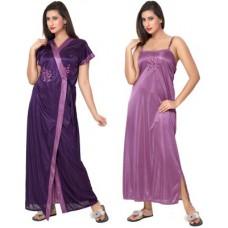Deals, Discounts & Offers on Women Clothing - Fashigo Women's night wear