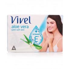 Deals, Discounts & Offers on Personal Care Appliances - Vivel Aloe Vera  Satin Soft Soap 100 g
