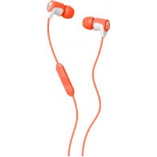 Deals, Discounts & Offers on Mobile Accessories - Skullcandy S2RFGY-436 Earphone Wired Headphones