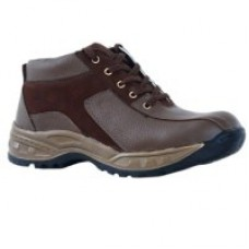 Deals, Discounts & Offers on Foot Wear - Flat 57% off on Tek-Tron Track Brown Steel Toe Safety Boot