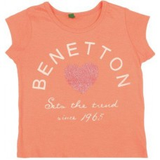 Deals, Discounts & Offers on Kid's Clothing - Flat 46% off on UCB Girl's T-Shirt
