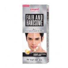 Deals, Discounts & Offers on Health & Personal Care - Emami Fair and Handsome Cream 60 gm