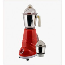 Deals, Discounts & Offers on Home & Kitchen - AnjaliMix Mixer Grinder Zobo Duo Red 600 W With 2 Jars @ Rs. 899