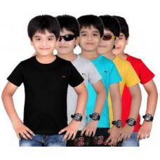 Deals, Discounts & Offers on Kid's Clothing - Dongli Boys Colorful Tshirt