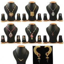 Deals, Discounts & Offers on Earings and Necklace - Forever Pendent Set Collection by Asian Pearls