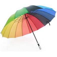 Deals, Discounts & Offers on Home & Kitchen - Luggage Kart Jumbo Rainbow Umbrella