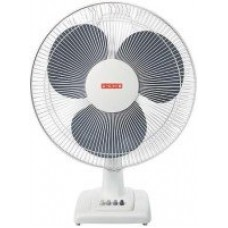 Deals, Discounts & Offers on Home Appliances - Usha Mistair Table 3 Blade Table Fan