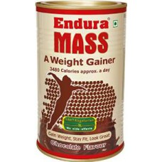 Deals, Discounts & Offers on Health & Personal Care - Flat 4% off on Endura Mass 500g Chocolate